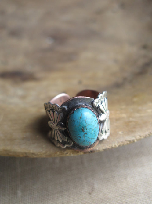 """Red River"" Ring"