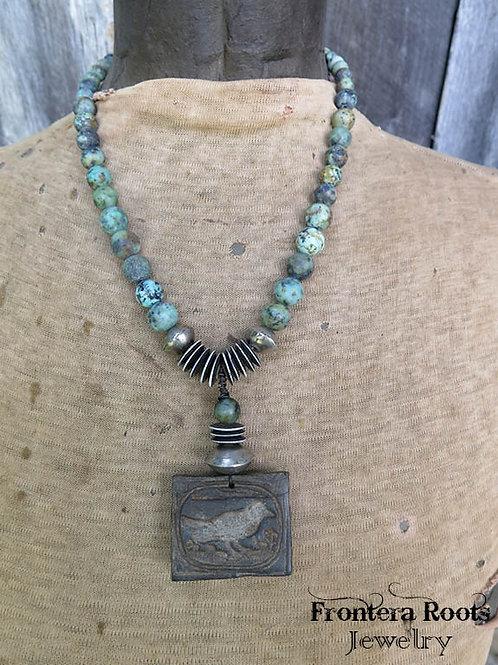 """Mockingbird"" Necklace"
