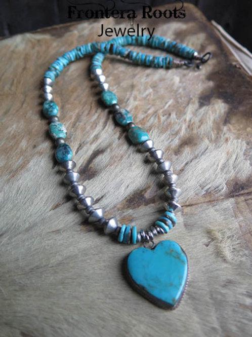 """True Blue"" Necklace"