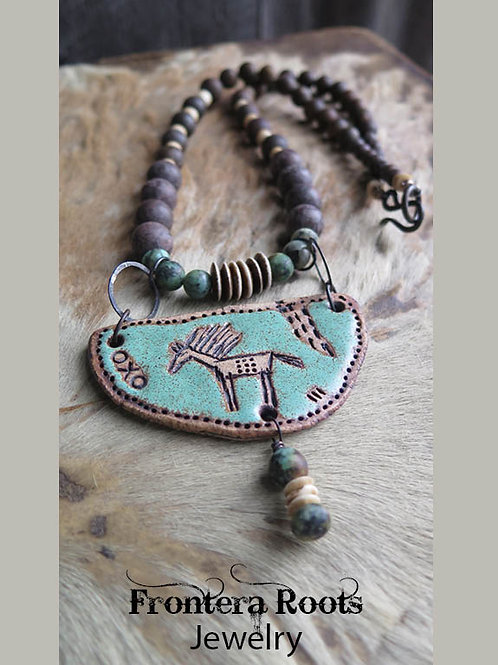 """Loco Caballo"" Necklace"