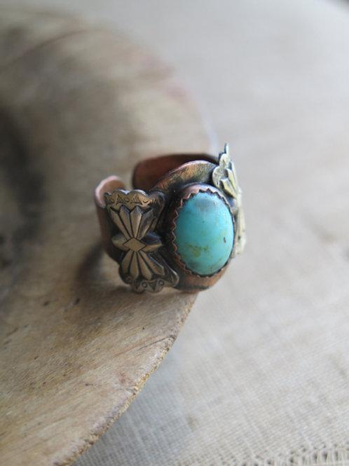 """""""Zuni"""" Ring"""
