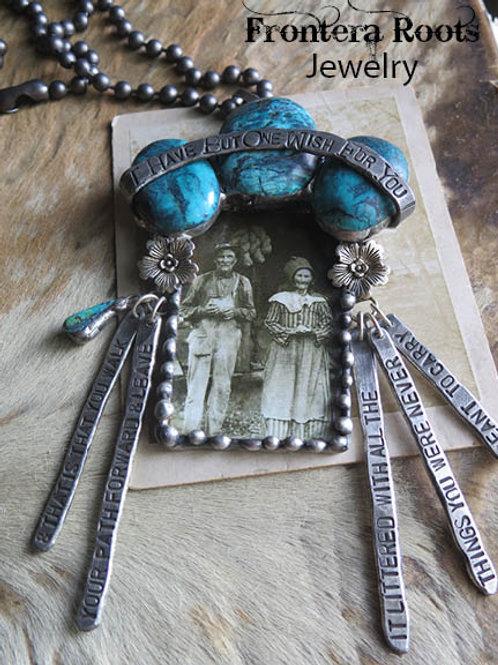 """Mountain Home"" Necklace"