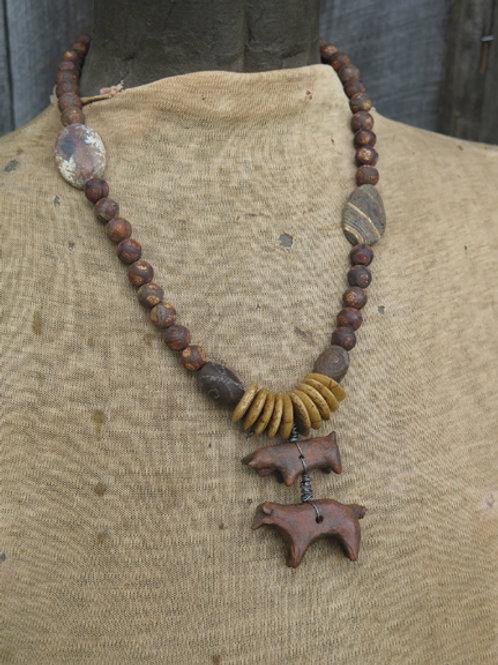 """""""Barnyard"""" Necklace"""