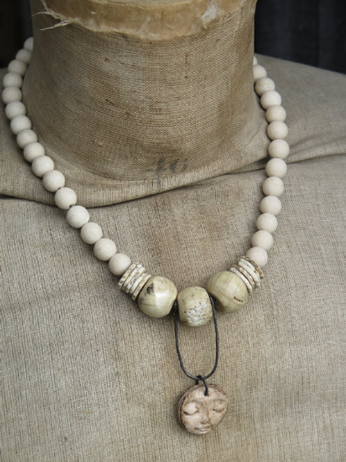 """""""Spring Moon"""" Necklace"""