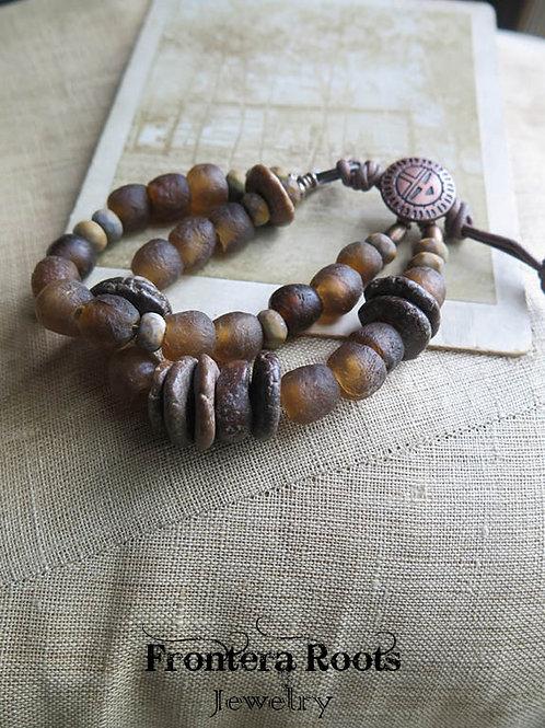 """""""Madder Root"""" Bracelet"""