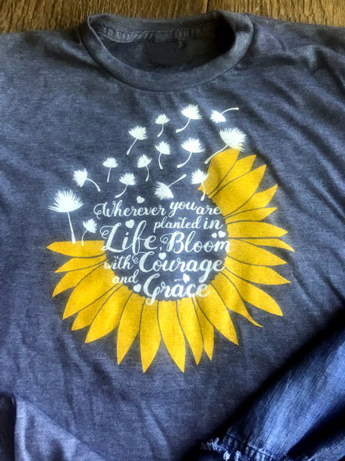 """Bloom"" T Shirt"