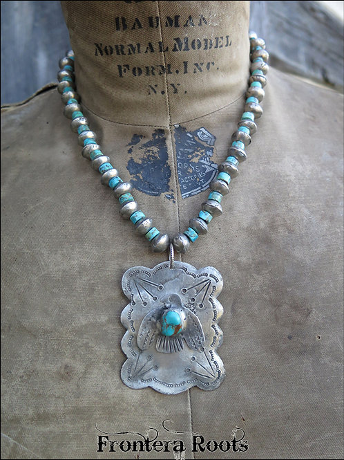 """Fort Union"" Necklace"
