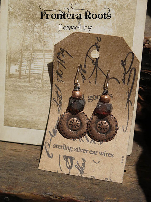 """Russet"" Earrings"