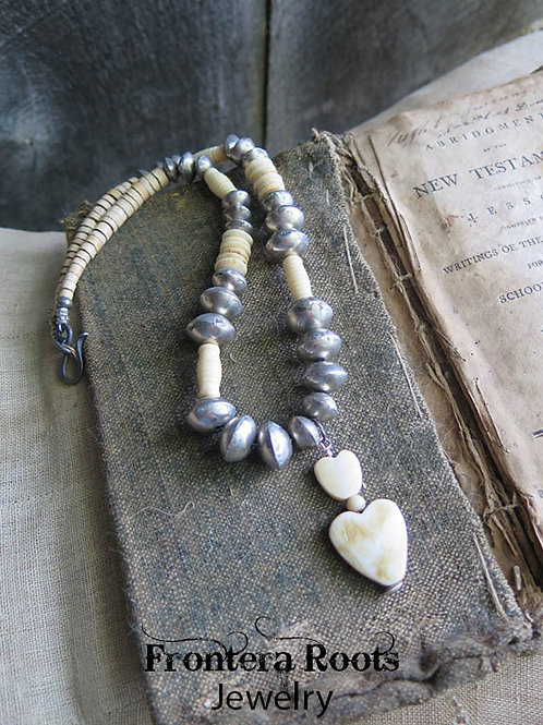 """""""Hallowed Heart"""" Necklace"""