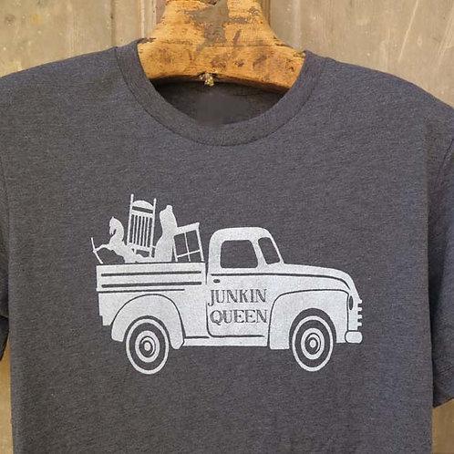 """""""Junk Queen"""" T Shirt"""