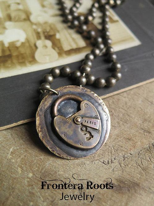 """""""Locket"""" Necklace"""