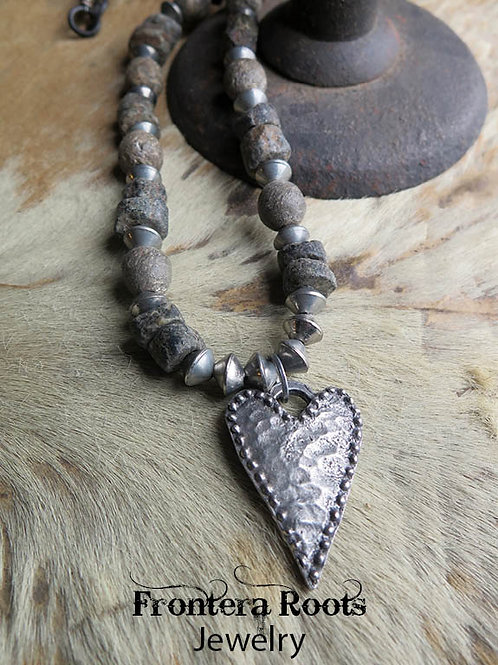 """Fullness of Heart"" Necklace"