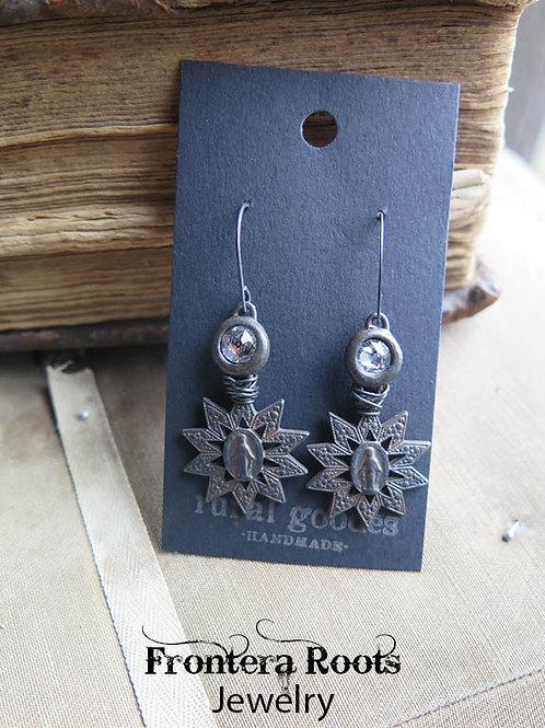 """""""Delphi"""" Earrings"""