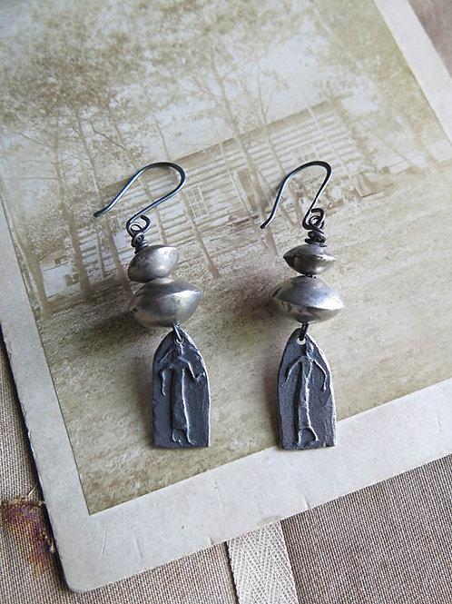 """""""The Settlement"""" Earrings"""