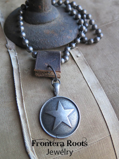 """Lonestar"" Necklace"