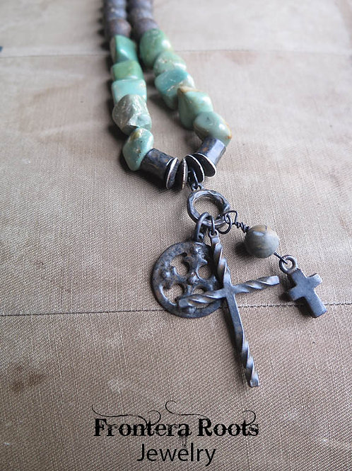 """""""The Trinity"""" Necklace"""