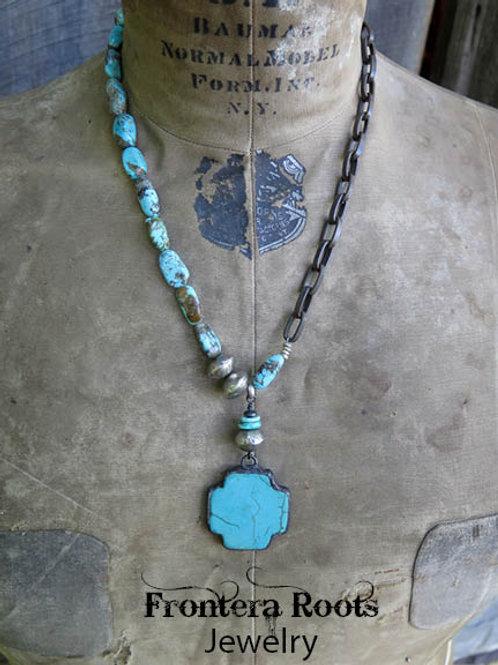 """Santa Fe Trail"" Necklace"