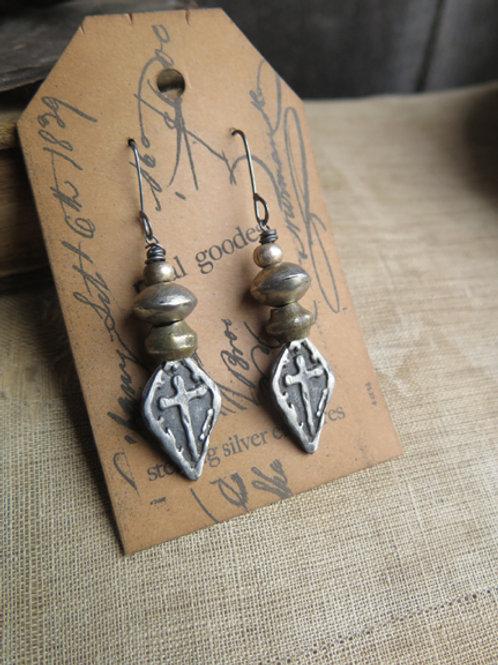 """""""Spiritual"""" Earrings"""