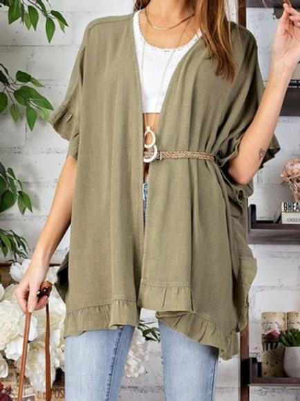 """""""Blair"""" Jacket-Kimono"""