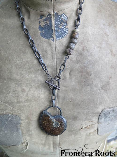 """""""Primeval"""" Necklace"""