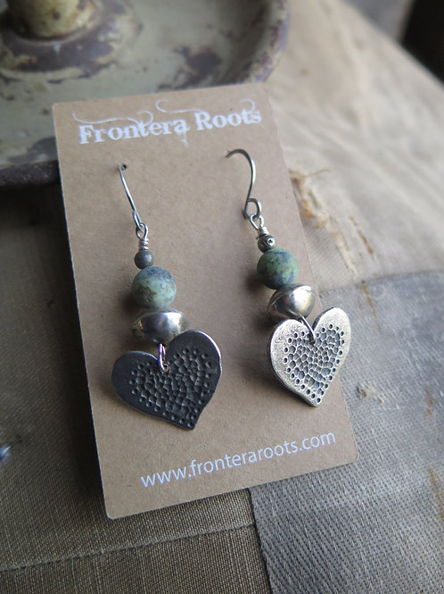 """Besotted"" Earrings"
