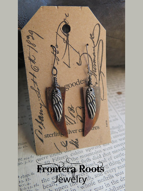 """On the Wing"" Earrings"