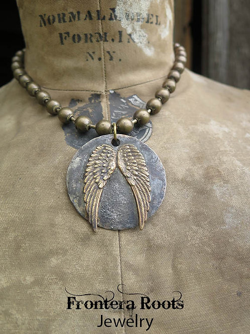 """""""Wings"""" Necklace"""