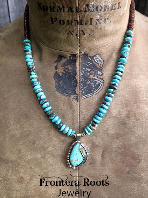 """""""Silver Camp"""" Necklace"""