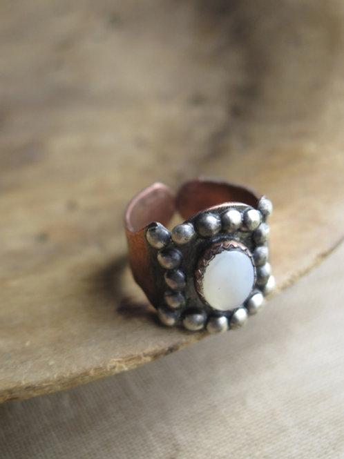"""""""Portales"""" Ring"""