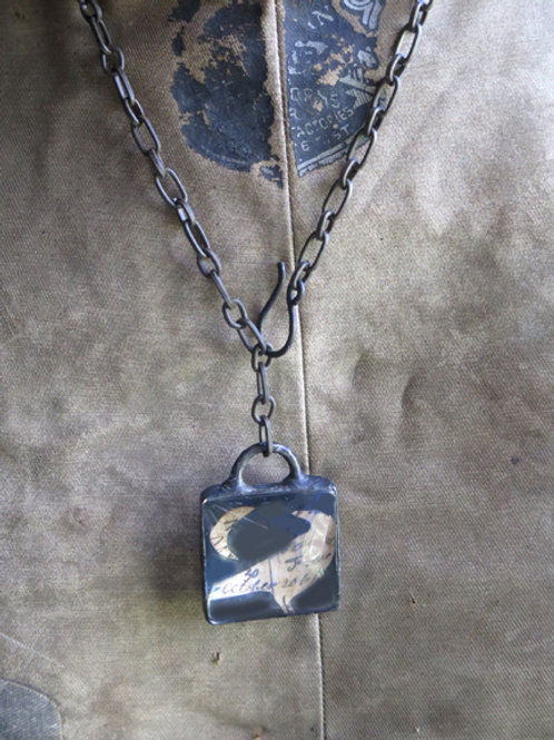 """""""Think Fall"""" Necklace"""
