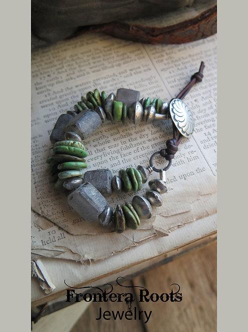 """Green Tea"" Bracelet"