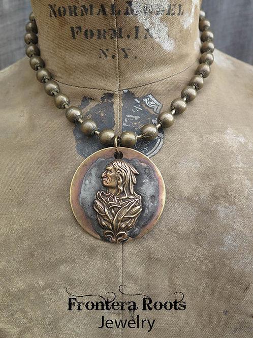 """Chief"" Necklace"