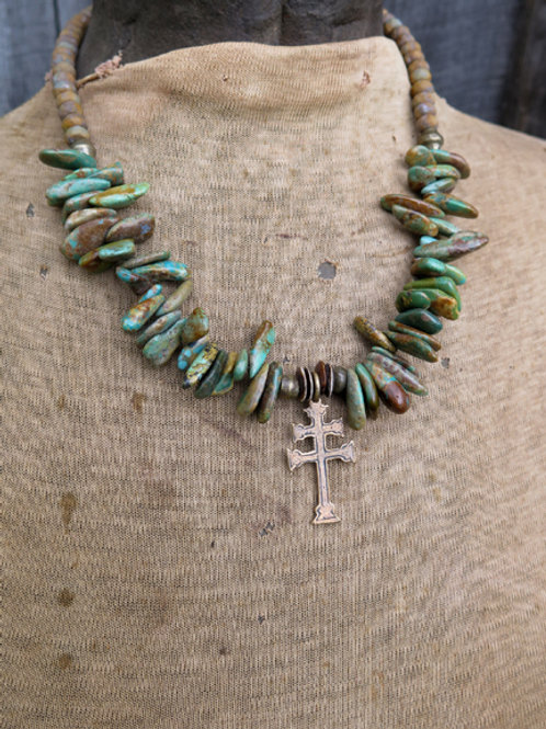 """Church Rock"" Necklace"