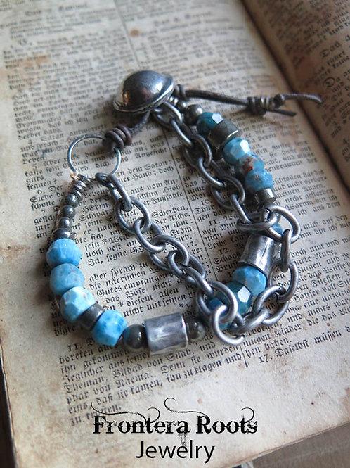 """""""Bluesy"""" Bracelet"""