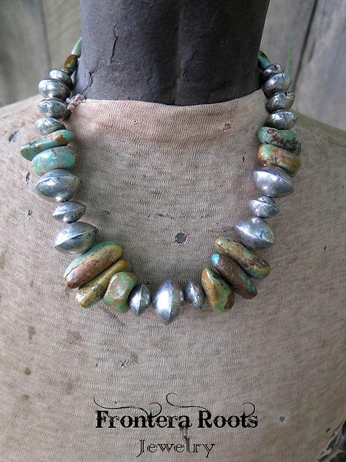 """Georgia O'Keeffe"" Necklace"