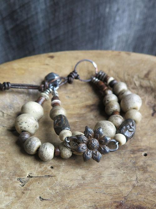 """""""Late Bloomer"""" Bracelet"""