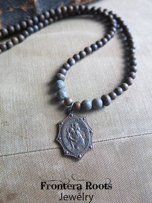 """Sainthood"" Necklace"