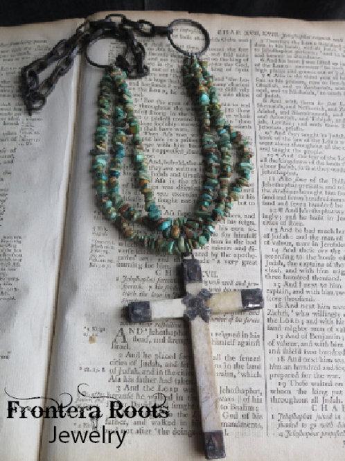 """A Testament"" Necklace"