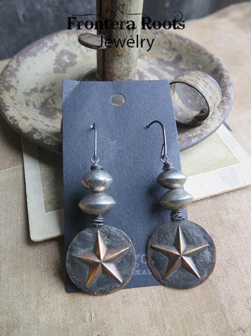 """""""Rock Ridge"""" Earrings"""