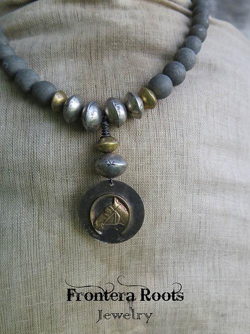 """""""Equestrian"""" Necklace"""