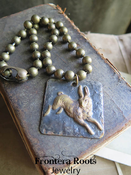 """""""Hare"""" Necklace"""