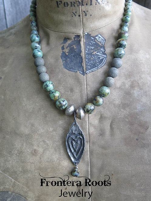 """""""Innermost Heart"""" Necklace"""