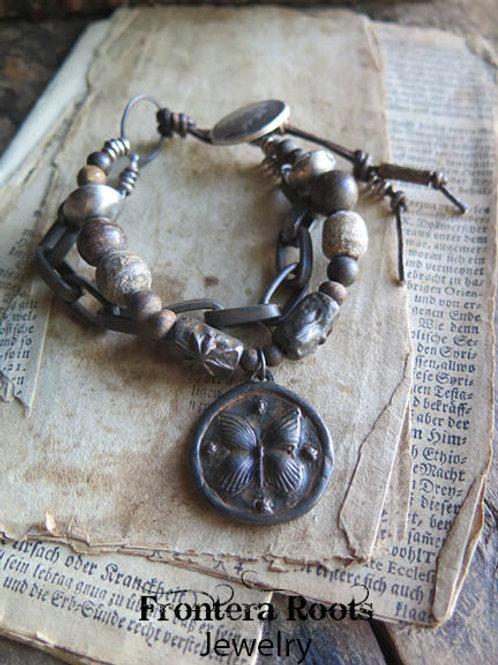 """Metamorphisis"" Bracelet"