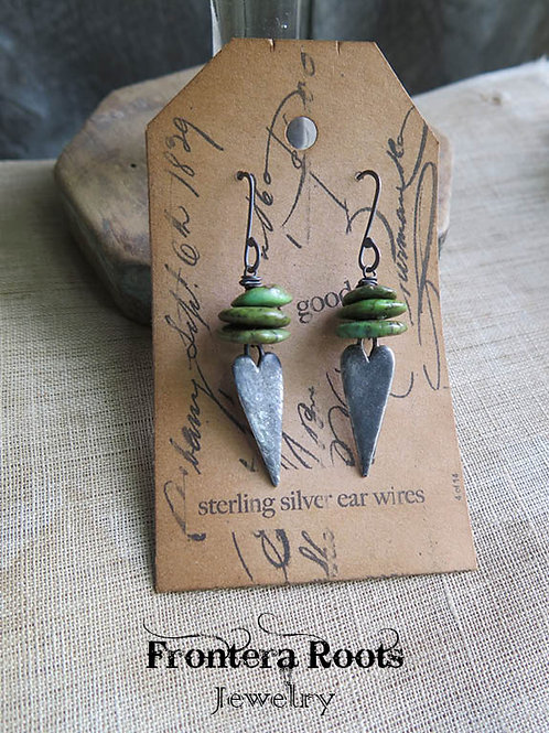 """Arcadian"" Earrings"