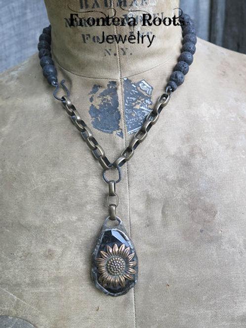 """""""Canterbury"""" Necklace"""