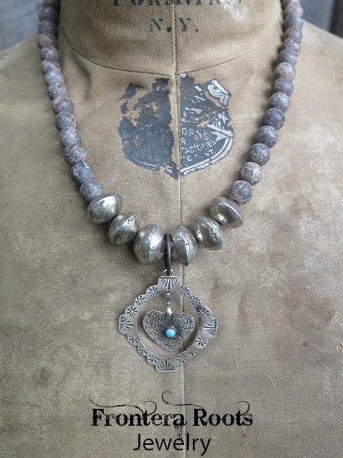 """""""Pueblo"""" Necklace"""