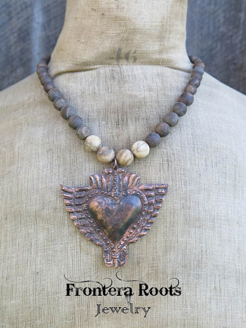 """Knob Hill"" Necklace"