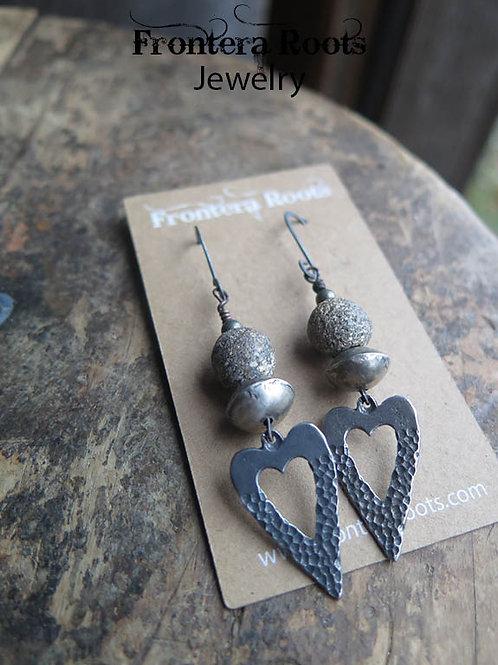 """Safe Keeping"" Earrings"