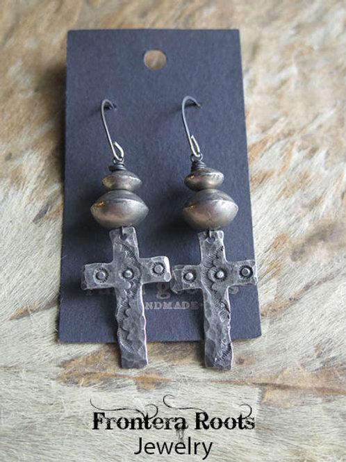 """""""Cavalry"""" Earrings"""