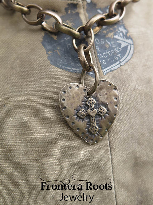 """""""Medal of Honor"""" Necklace"""